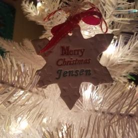 Merry Christmas Jensen